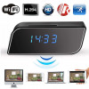 Spy Camera clock-Wake up wifi HD miniature camera-MF-HUIL-