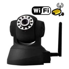 IP camera -Motorized wifi ip camera infrared-SS4529-spy-security
