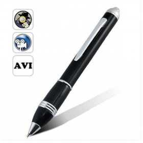 Stylo espion HD - 59,90 €-Stylo caméra-Spy-Security
