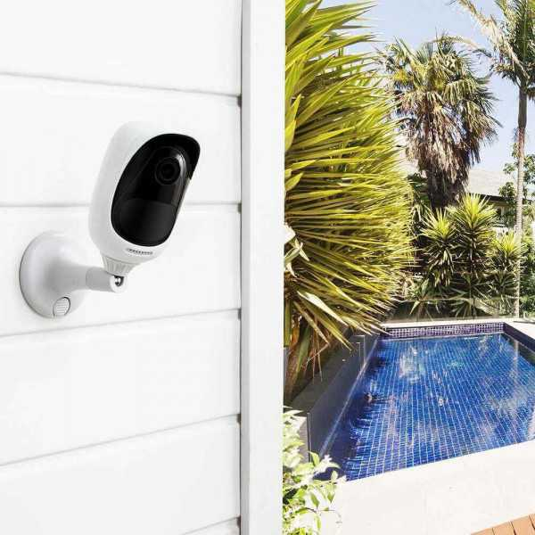 1080P Wifi ip camera with long battery life-142,77€- En Stock