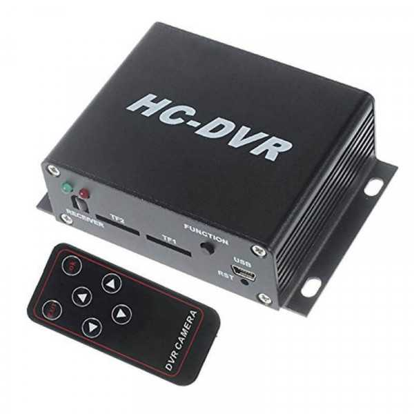 CCTV recorders-Recorder 1 channel portable H264