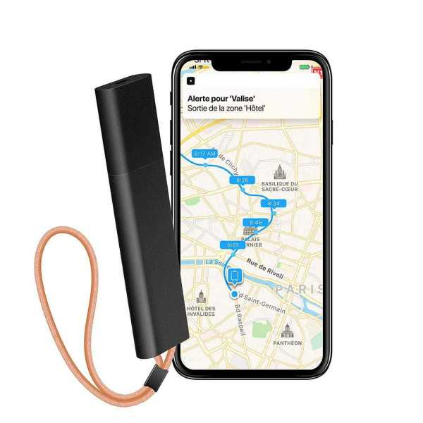 GPS tracker subscription Included