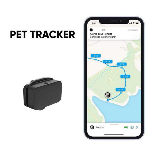 Long battery life dog and cat gps tracker