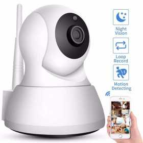IP camera -Wireless 720P Wi-Fi Camera-IPCAMWI123-
