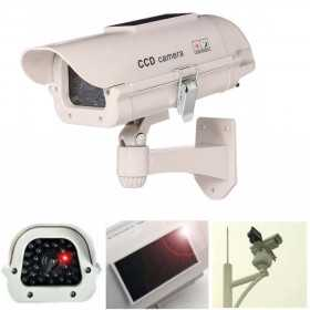 Fake camera-Infrared outdoor camera with subwoofer