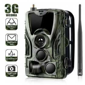 GSM-MMS-SMS hunting camera-16MP SMS-MMS-SMTP IP66 Hunting Camera-SPY-HUB3G-