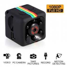 Spy camera-Mini CMOS Night Vision 1080P Camera