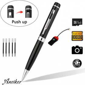 Spy camera pen-720 p HD spy pen
