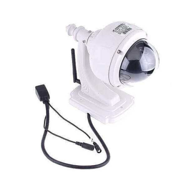 Outdoor motorized wifi ip camera 3X infrared IP66
