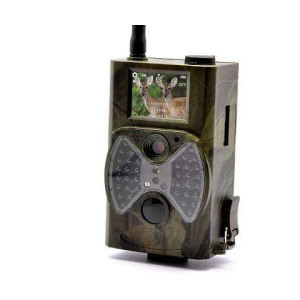 GSM-MMS-SMS hunting camera-Hunting HD GSM 12MP camera