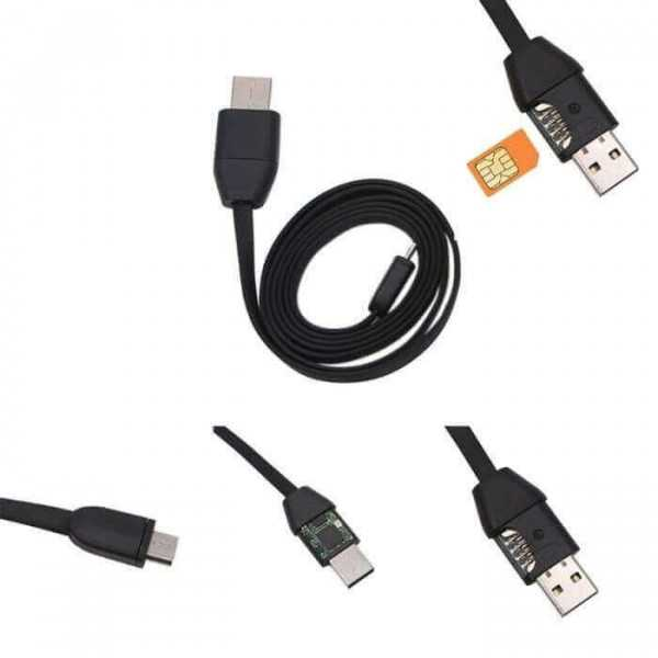 Micro spy-GSM spy microphone cable-MIC-CAB-spy-security