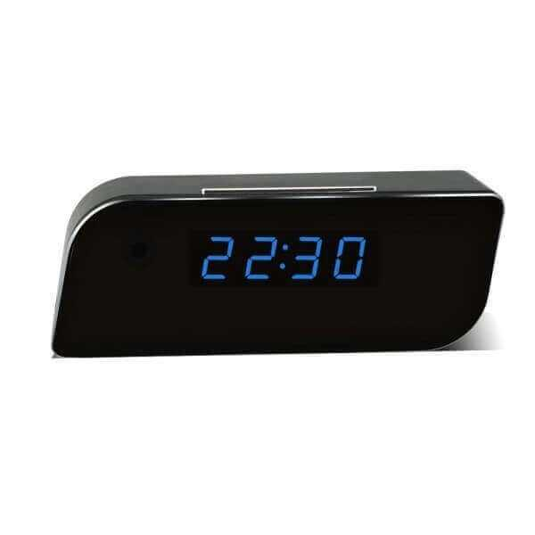 Spy Camera clock-Camera spy clock Full HD-REV-HAZE-