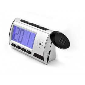 Spy Camera clock-Alarm clock spy camera 2 MP