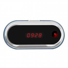 Spy Camera clock-Full HD spy camera alarm clock-MF-CDR09-spy-security