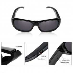 Spy Camera glasses-Bezel HD spy camera