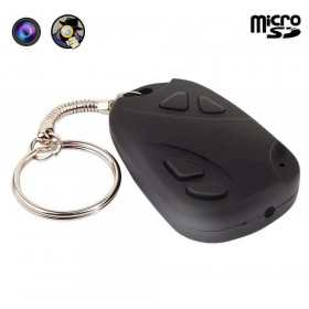 Spy camera key-Keychain spy camera