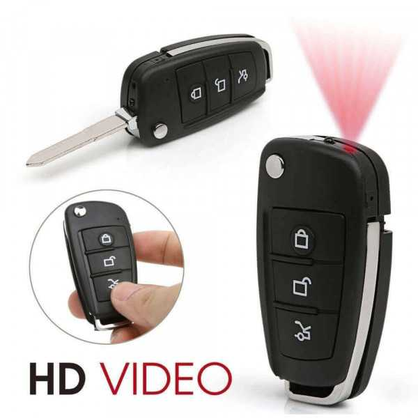 HD 720P car key