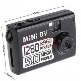 Spy camera-Mini HD camera