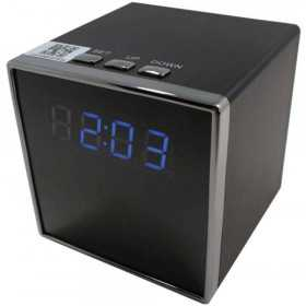 Spy Camera clock-Alarm clock camera wifi 1080 p