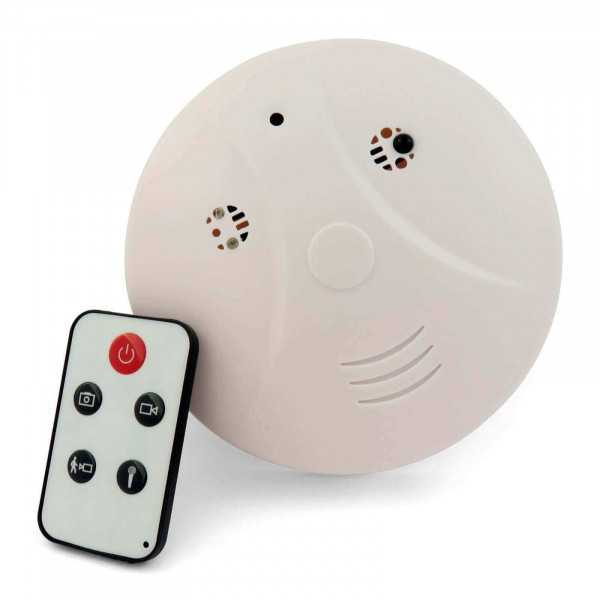 Smoke camera detector-Spy camera smoke detector-MF- SD01-spy-security
