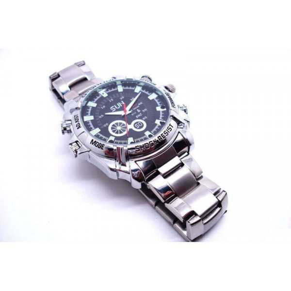 Watch spy Camera-Watch elegant FULL HD camera-MF-ZERTY-spy-security