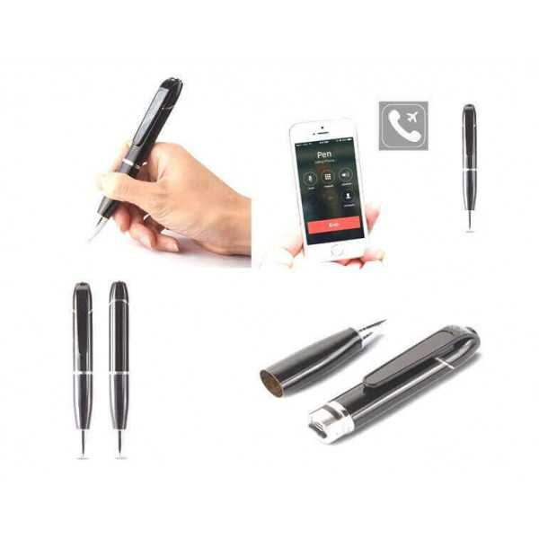 Micro spy-Pen micro spy GSM-PENMIMF-W100-spy-security