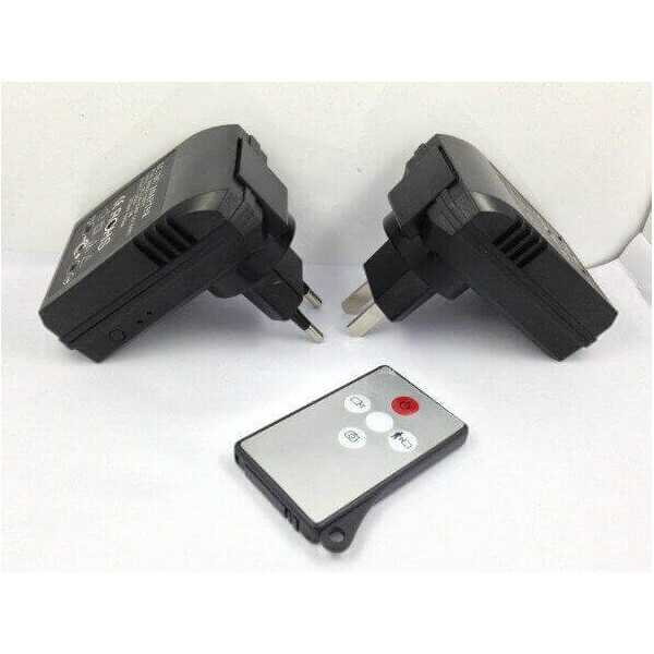Full HD camera charger
