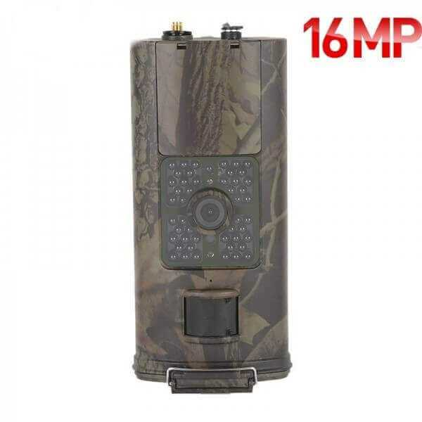 GSM-MMS-SMS hunting camera-Camera hunting Full HD MMS 16MP