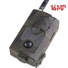 GSM-MMS-SMS hunting camera-Hunting night vision 16MP camera MMS-HUN555-