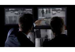 Will video surveillance replace human surveillance?